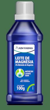 LEITE DE MAGNÉSIA